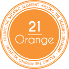21 Orange Website Design - Hereford & Reading